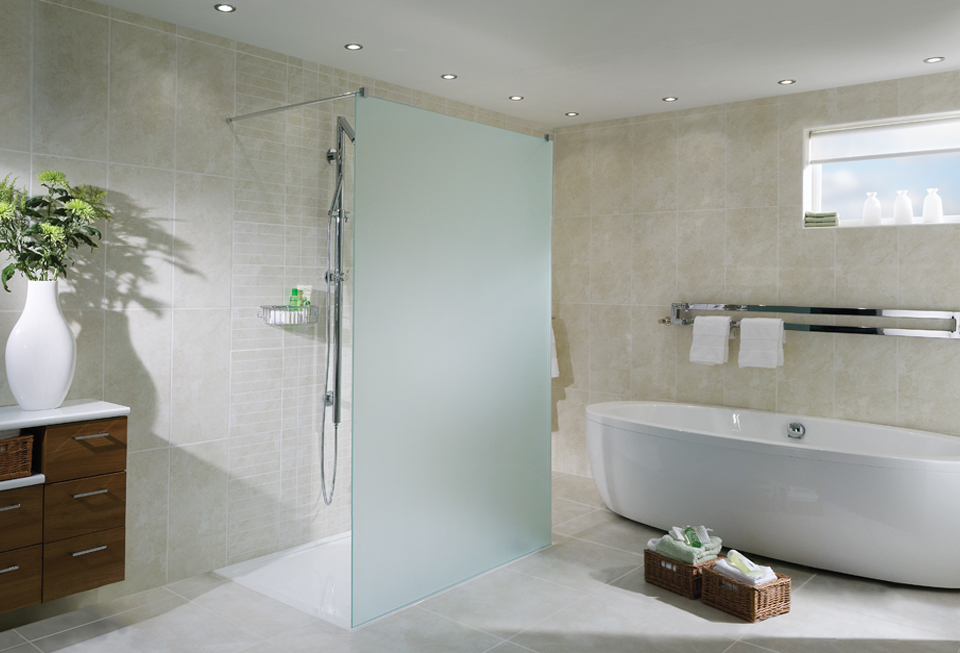 Wet room gallery wet room ideas inspiration bathroom for Wet room inspiration